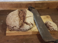 Walliser Roggenbrot backen